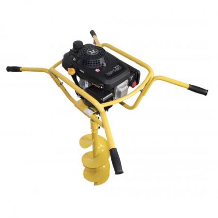 Motoburghiu Profesional ELEFANT 30620, 159CC, 5cp, 120 RPM, Burghiu 800x250mm,  2 Persoane [1]
