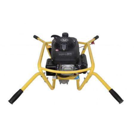 Motoburghiu Profesional ELEFANT 30620, 159CC, 5cp, 120 RPM, Burghiu 800x250mm,  2 Persoane [2]