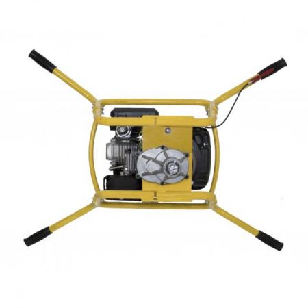 Motoburghiu Profesional ELEFANT 30620, 159CC, 5cp, 120 RPM, Burghiu 800x250mm,  2 Persoane [4]