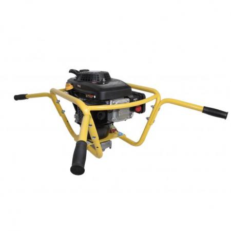 Motoburghiu Profesional ELEFANT 30620, 159CC, 5cp, 120 RPM, Burghiu 800x250mm,  2 Persoane [3]