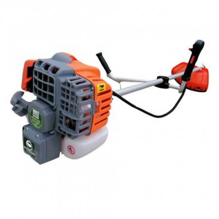 Motocositoare pe benzina Fermax ES-4300, cu pornire electrica si manuala, 4.7 CP, 9000 rpm, 8 accesorii incluse [3]