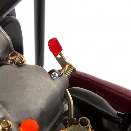 Motopompa diesel de presiune, putere 7 CP, Diesel, absortie/refulare 2''/2'' (50 mm) , pornire la sfoara,motor in 4 timpi, presiune 6 bari7