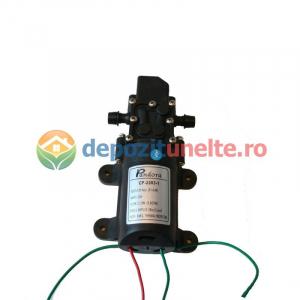 Pompa de presiune cu motor de 12 Vcc pentru pompa de stropit electrica Pandora - iesire pe ștuț0