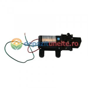 Pompa de presiune cu motor de 12 Vcc pentru pompa de stropit electrica Pandora - iesire pe ștuț1