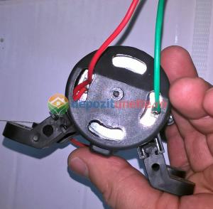 Pompa de presiune cu motor de 12 Vcc pentru pompa de stropit electrica Pandora  -  iesire cu filet [12]