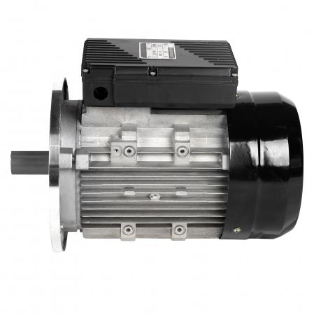 Motor 3,5KW 230V - cu bobinaj cupru (pentru Granulator furaje BP150) [4]