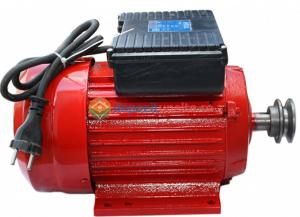 Motor electric monofazat 2.2kw, 3000rpm Troian Rosu