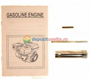 Motor GX benzina GX270 OHV 4 timpi 9CP SNK2