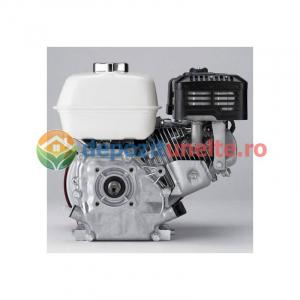 Motor in 4 timpi alimentat cu benzina 6,5 CP 3600 rot/min6
