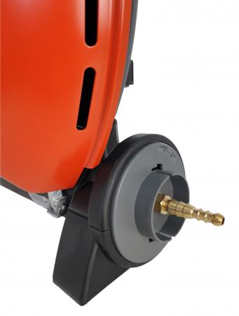 Gratar portabil pe gaz, O-GRILL 500, 2.7 kW, portocaliu, 211 g /h [6]