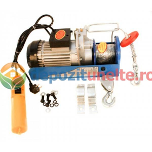 PALAN ELECTRIC 200 KG ( Macara / Lift cu cablu de otel, troliu) PA 2000