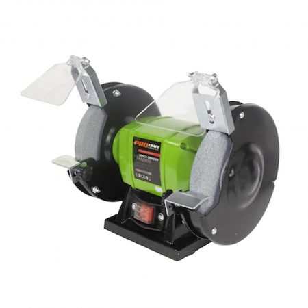 Polizor de banc Procraft PAE900 Industrial, Motor inductie, 900W, 2950 RPM, Diametru disc 150 mm, Model 2020 [1]