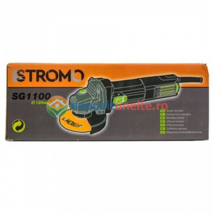 Polizor unghiular 1100W, 125mm, STROMO SG1100 , Flex1