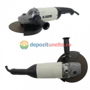 Polizor unghiular 2600W, 230 mm, 11000 Rpm, ELPROM EMSU-2600-230, FLEX0
