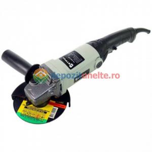 Polizor unghiular cu variator, 1000W, 125 mm, 11000 Rpm, FLEX ELPROM EMSU-1000-125E, Model 20191