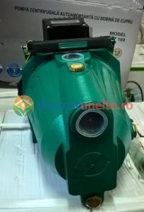 "Pompa apa de suprafata JET100L , 1500W, 1"" tol, 9 m 100% CUPRU2"