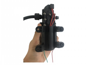 Pompa de presiune cu motor de 12 Vcc pentru pompa de stropit electrica Pandora  -  iesire cu filet [1]