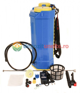 Pompa de stropit cu acumulator Pandora, 20 L - Vermorel7