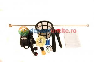 Pompa de stropit electrica cu acumulator Pandora 16 L - Vermorel electric2