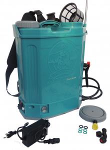 Pompa de stropit electrica cu acumulator Pandora 16L Micul fermier 2020 - Vermorel electric cu baterie [6]