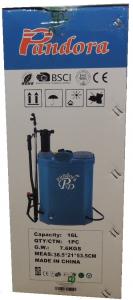 Pompa stropit electrica + Manuala ( 2 in 1 ) 16 Litri 5,5 Bar, Model 2019 + regulator presiune, Vermorel electric cu baterie - acumulator 12V 8Ah7