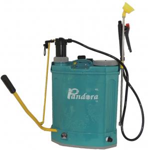 Pompa stropit electrica + Manuala ( 2 in 1 ) 16 Litri 5,5 Bar, Model 2019 + regulator presiune, Vermorel electric cu baterie - acumulator 12V 8Ah0