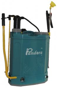Pompa stropit electrica + Manuala ( 2 in 1 ) 16 Litri 5,5 Bar, Model 2019 + regulator presiune, Vermorel electric cu baterie - acumulator 12V 8Ah1