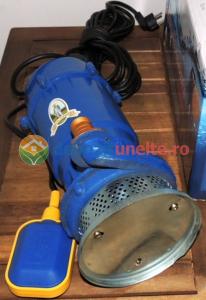"Pompa submersibila cu plutitor QDX-32M Micul Fermier 0,75 kW; 32m; 1""5"