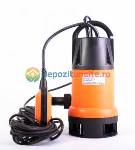 Pompa submersibila de plastic pentru apa murdara 750W Micul Fermier1