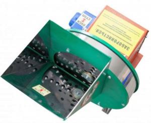 RAZATOARE ELECTRICA, INOX, DE FRUCTE SI LEGUME VINITA, 1.8KW, 400KG/h, 1500RPM UCRAINA3