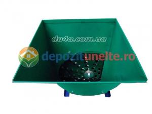 Razatoare electrica pentru fructe si legume 370W - Razatoare/tocator INOX4
