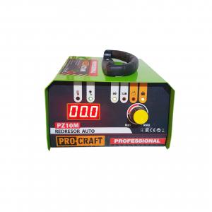 Redresor auto Profesional 6-12 V , ProCraft - PZ10M , curent de incarcare 10 Amp , 165 W0