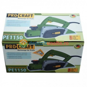 RINDEA ELECTRICA PROCRAFT PE1150, 1015 W, 15000 RPM MODEL 20182