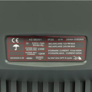 Robot incarcare auto 20-1550Ah CD-6302