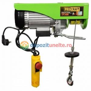 SCRIPETE - PALAN ELECTRIC - MACARA PROCRAFT TP250 125/250 KG0