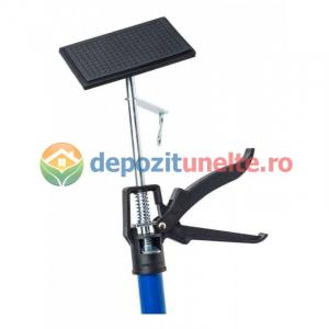 Suport telescopic pentru montaj placi rigips, gips carton 45  /180 grade 1150 - 2900 mm0