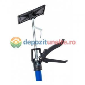 Suport telescopic pentru montaj placi rigips, gips carton 45  /180 grade 1150 - 2900 mm1