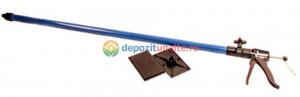 Suport telescopic pentru montaj placi rigips, gips carton 45  /180 grade 1150 - 2900 mm3
