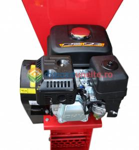 Tocator de crengi si tulpini pe benzina Micul Fermier 6,5CP7