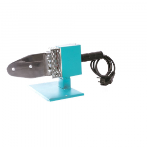 Trusa pentru sudat tevi, Aparat lipit polipropilena PPR, 600W + 6 bacuri, DeeToolz DZ-EI10122