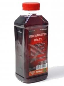 Ulei amestec MIX 2T ROSU pentru drujba si MTC (motocositori)1