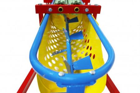 Zdrobitor desciorchinator manual de struguri [8]
