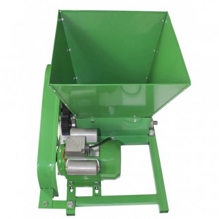 Zdrobitor electric de struguri, 240-500 kg/h, cuva 35L, 1.8kW, Fermax, Model 2021 [1]