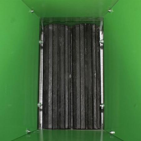 Zdrobitor electric de struguri, 240-500 kg/h, cuva 35L, 1.8kW, Fermax, Model 2021 [3]