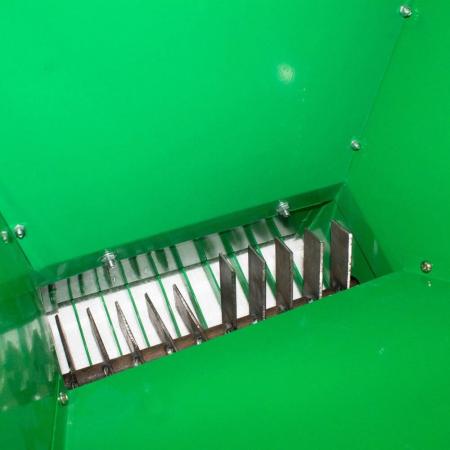 Zdrobitor / tocator electric de fructe si legume, 300 - 500 kg/h, cuva 35L, 1.8kW, Fermax, Model 2021 [3]