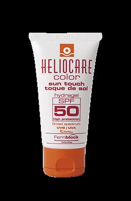 SUN TOUCH TOQUE DE SOL HYDRAGEL SPF50 COLOR [0]