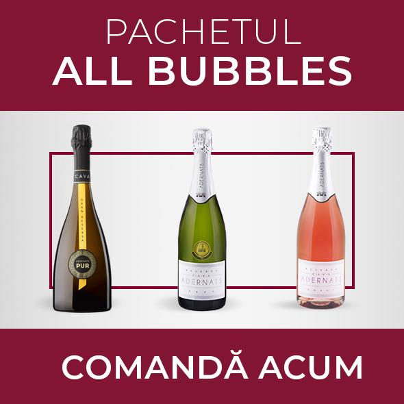 all bubbles spaniola