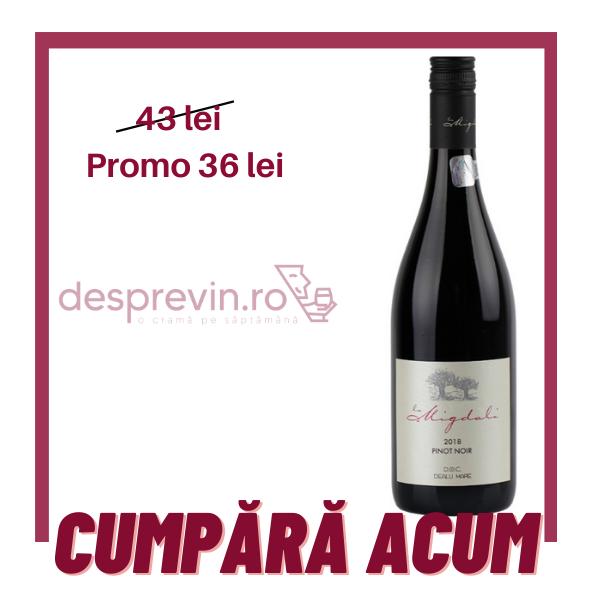 Domeniile La Migdali - Pinot Noir