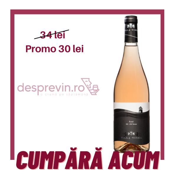 Villa Vinea - Premium Rose