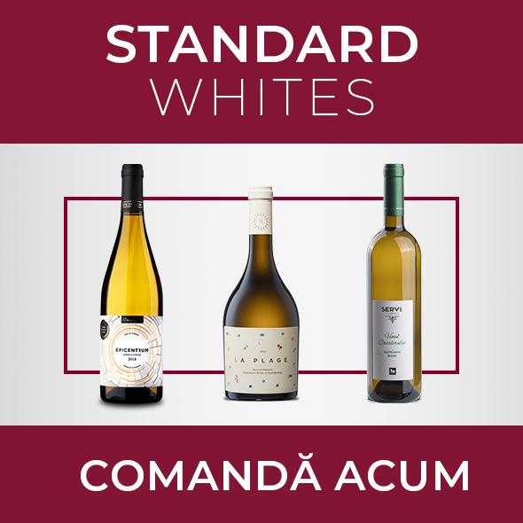 PACHETUL STANDARD WHITES